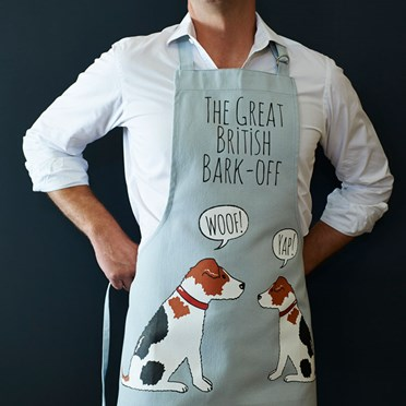 Jack Russell 'The Great British Bark Off' Apron