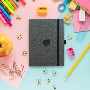 Eco-Friendly Elephant Notebook