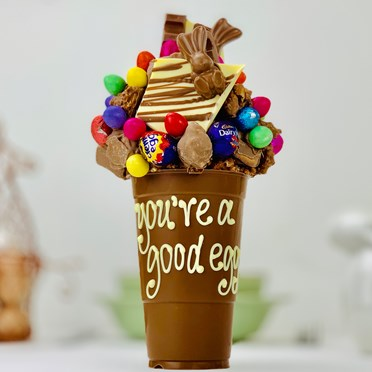 Personalised Easter Smash Cup