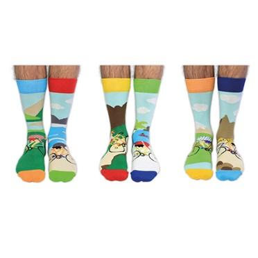 On Your Bike Men's Odd Socks