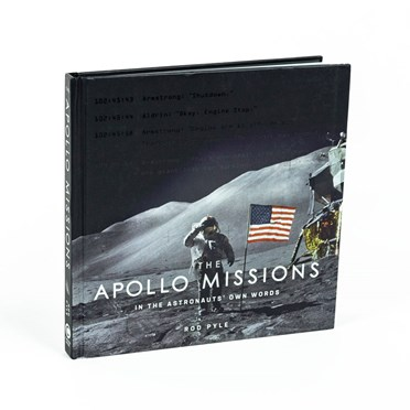 The Apollo Missions Book