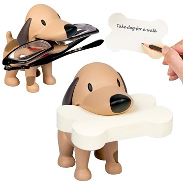 Puppy Notepad and Holder