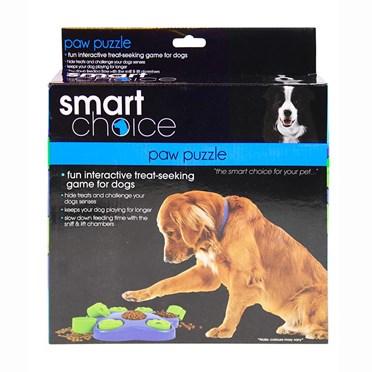 Dog Paw Puzzle