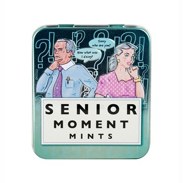 Senior Moments Mints