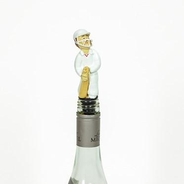 Cricketer Bottle Stop