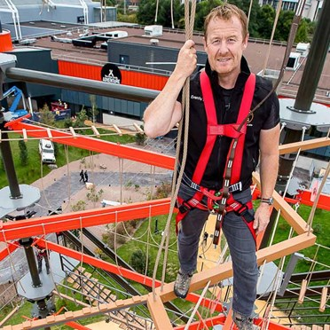 The Bear Grylls Adventure - High Ropes