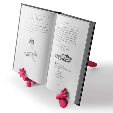 Hands Stand Book & Tablet Holder