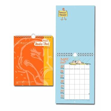 2020 Dodo Wall Pad Calendar