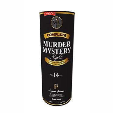 Murder Mystery Night Game