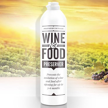 Wine and Food Preserver