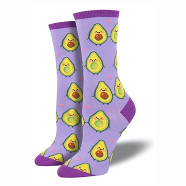 You Guac My World Socks