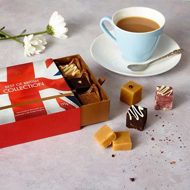 Best of British Fudge Collection
