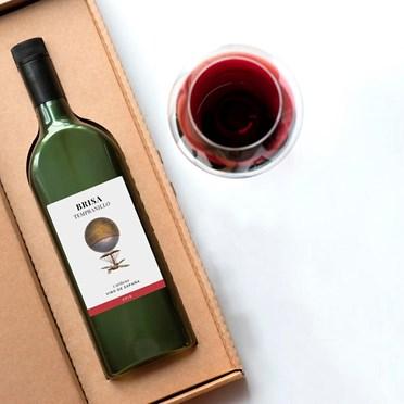 Spanish Tempranillo Letterbox Wine