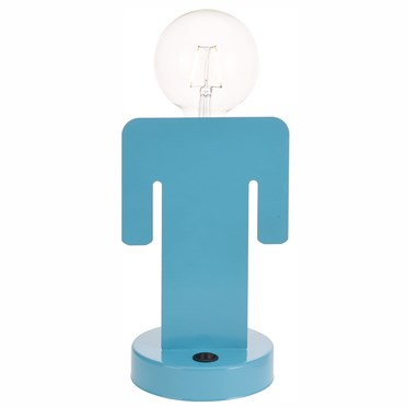 Male Body Shape LED Table Lamp