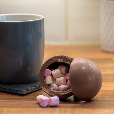 Hot Chocolate Bombes