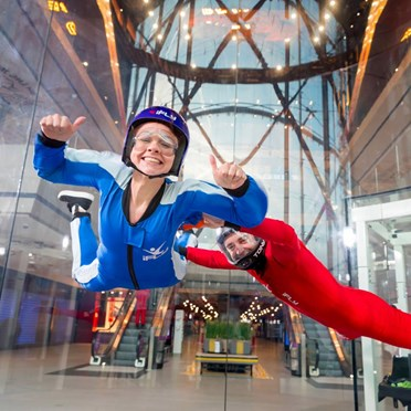 Ifly Indoor Skydiving For 2