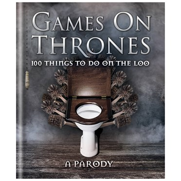 Games on Thrones Loo Book