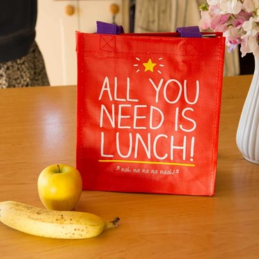 All You Need Is Lunch Bag