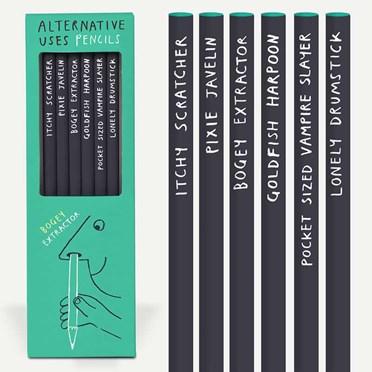 Alternative Use Pencils