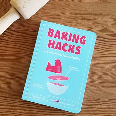 Baking Hacks Book