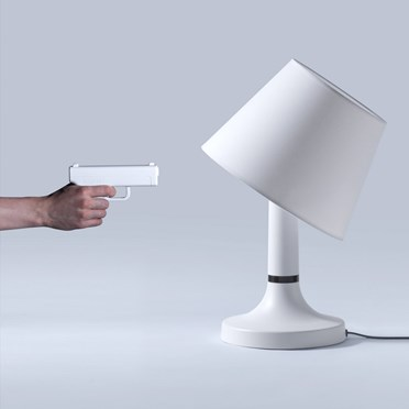 Bang! Shoot The Lamp Out