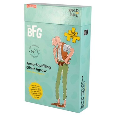 BFG Height Chart Jigsaw Puzzle