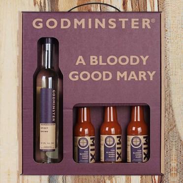 Bloody Good Mary Vodka Drinks Set