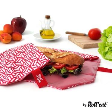 Zero Waste Sandwich Wrap