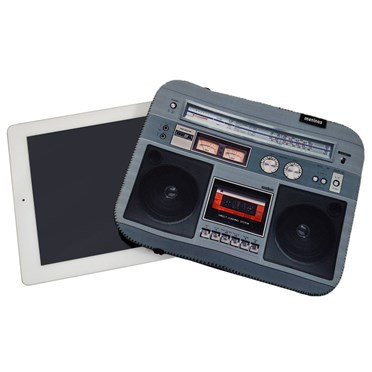 Boombox Tablet Sleeve