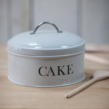 Farmhouse Cake Storage Tin