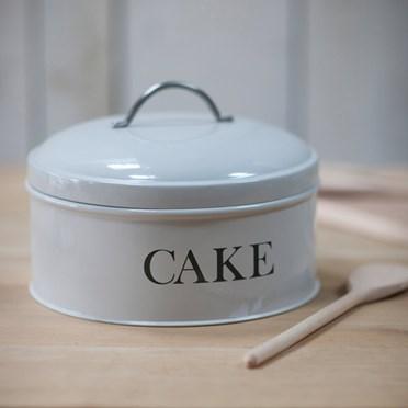 Farmhouse Cake Storage Tin