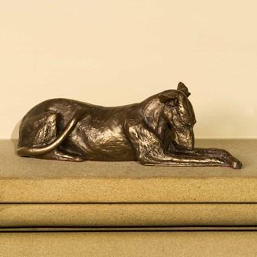 Chester -  Lurcher Thinking Sculpture
