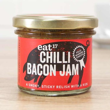 Chilli Bacon Jam - Smoky, Sticky Relish