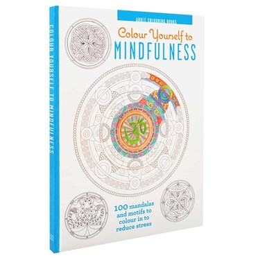 Colour Yourself To Mindfulness Book