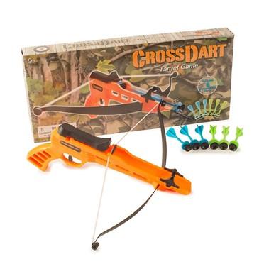 Cross Dart Target Game