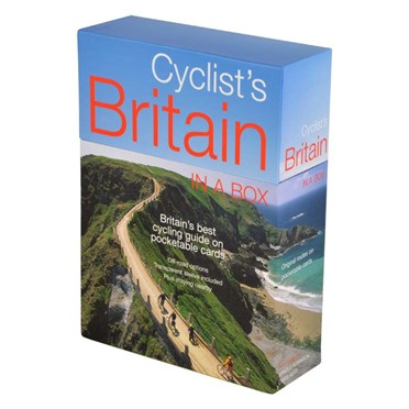 Cyclist's Britain In A Box