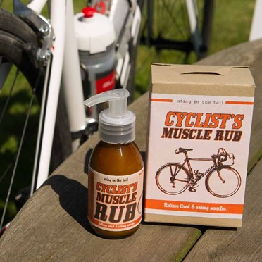 Cyclist's Muscle Rub