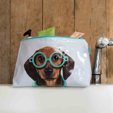 Dachshund Dog Wash Bag