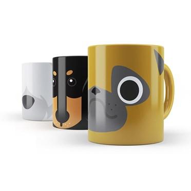 Doggie Decalize Your Mug