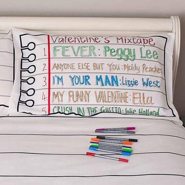 Doodle Duvet & Pillow Case Set