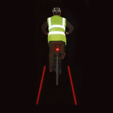 Dual Function Bike Laser Lights