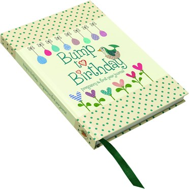 From Bump to Birthday Journal