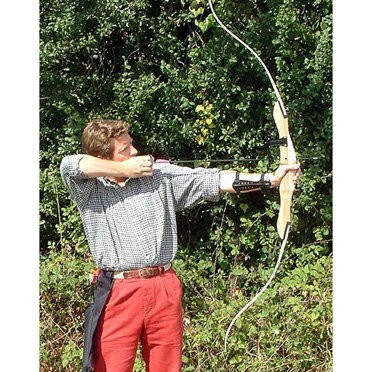 Archery Professional Wooden Bow (S1)