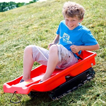 Grass Sledge - as featured in The Week