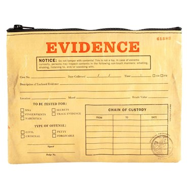 Evidence Tablet Pouch