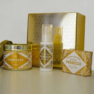 Exclusive Prosecco Pamper Set