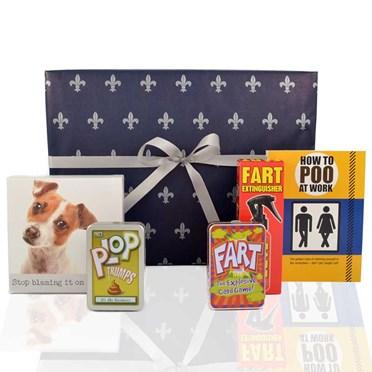 Flatulent Father Gift Box