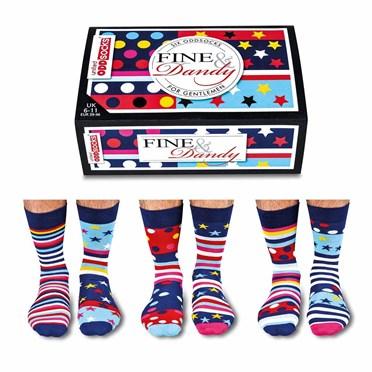 Image of Fine & Dandy - Odd Socks for Gentlemen