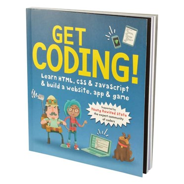Get Coding! Book