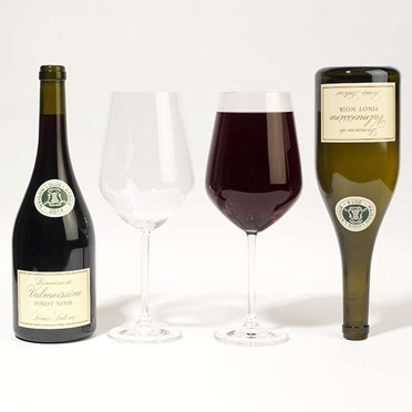 Pair of Giant Wine Glasses